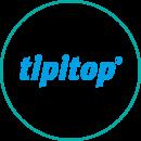 tipitop-krog-modra